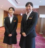 齋藤 いづみ(左)/柏谷 沙織(右)