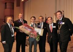 スコールクラブ東京 創立50周年記念式典