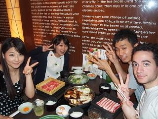 日本の代表的な料理のひとつ「すき焼き」
