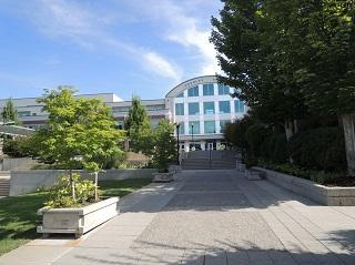 海外留学先 Douglas College デイビッド・ラム・キャンパス