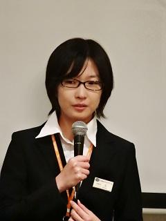在校生 王瑶さん