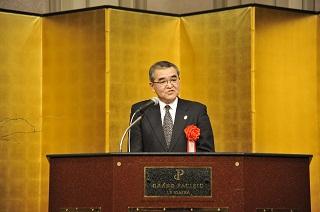 祝辞 一般社団法人日本ホテル協会専務理事 宮武 茂典 様