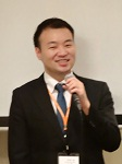 帝国ホテル 東京 勤務 韓 東秀さん(韓国/2009年卒業)