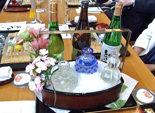 4. 当日の日本酒