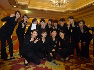 発表を終えたチーム 和洋折衷チーム