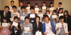 スクールナビゲーターとして初めて参加したサマースクール