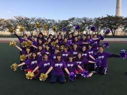 専門学校日本ホテルスクール体育祭