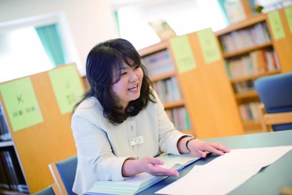 就職支援体制-学生室の役割