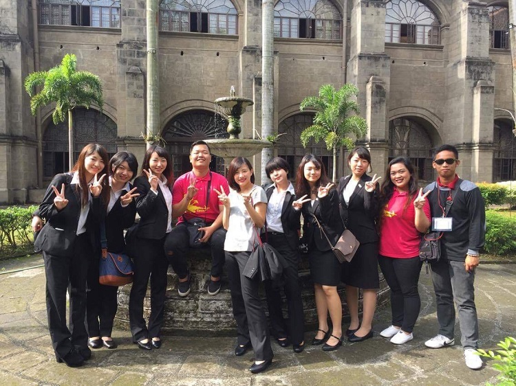 フィリピン・マニラの市内観光