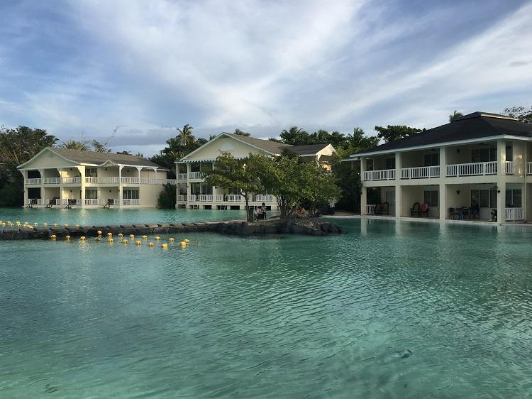 昼間部1年生 セブ島にて宿泊したプランテーションベイ リゾート&スパ