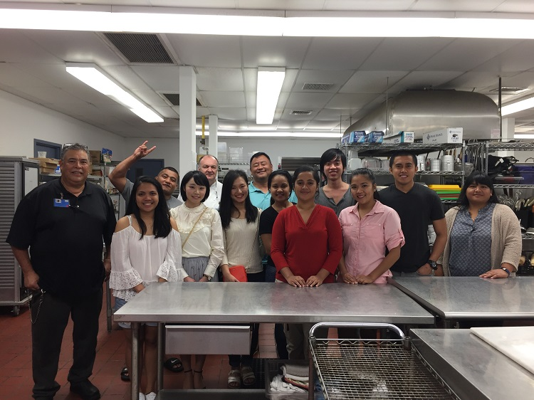 Guam Community College見学