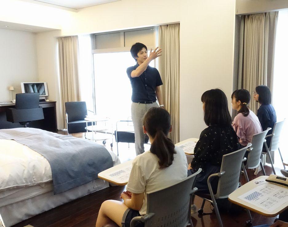 ホテル★宿泊部門について知る!