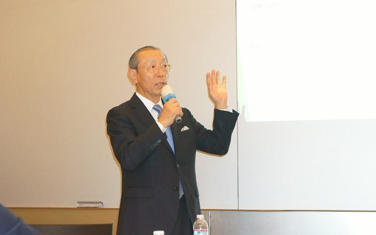 森本講師の講義