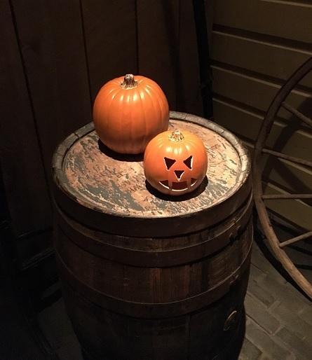 カナダでもハロウィンを楽しみました!