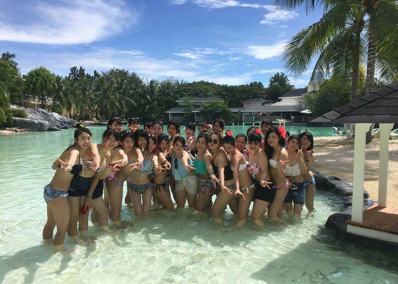 セブのリゾートホテルで満喫!楽しいフィリピン研修旅行でした