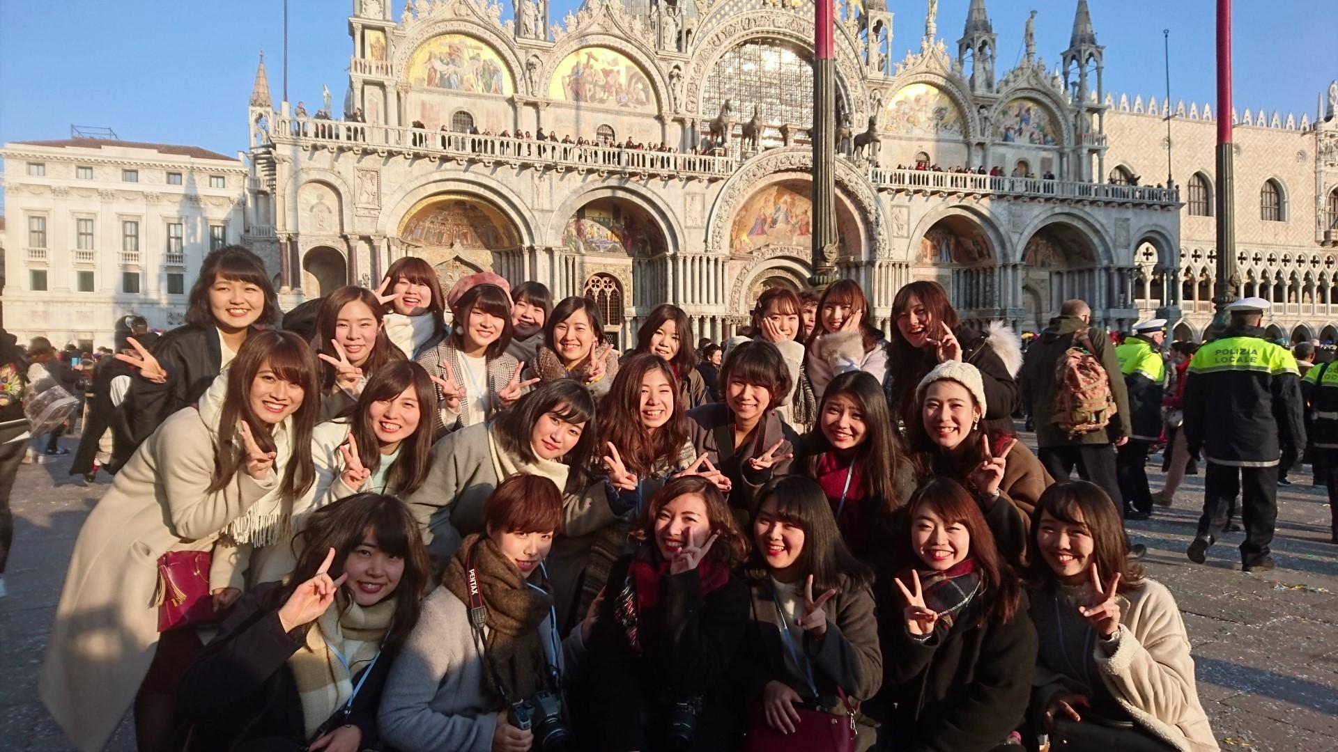 ヴェネチア(サンマルコ寺院)訪問