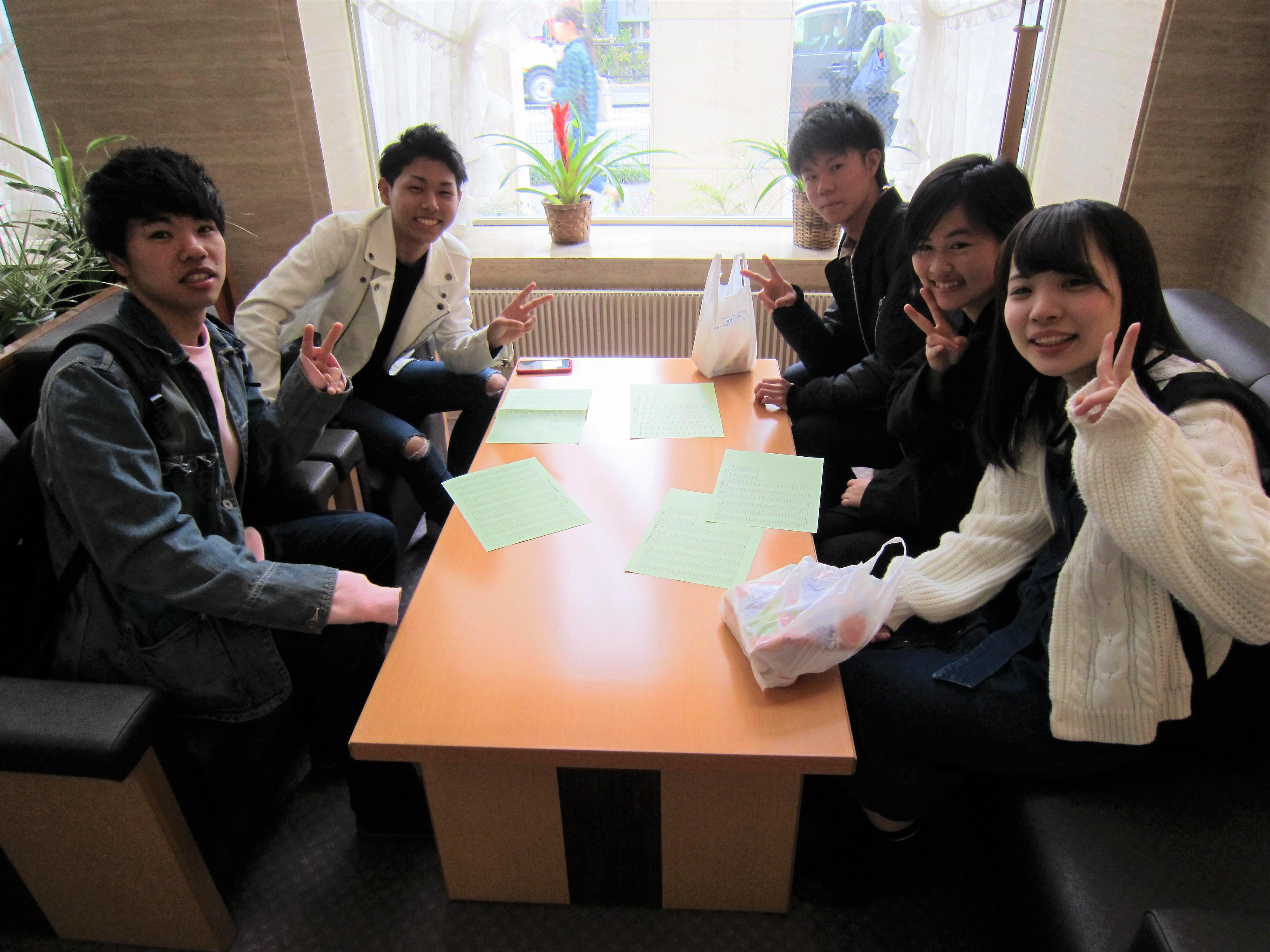 """入学前のイベント""""サマースクール""""に参加!喜びの再会"""