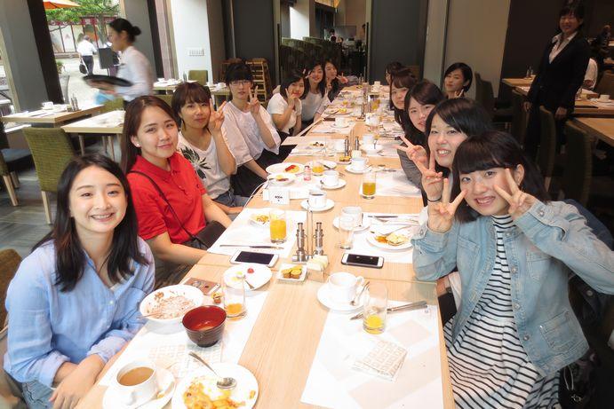 大満足!第2回「ホテル朝食&食べ歩きツアー」