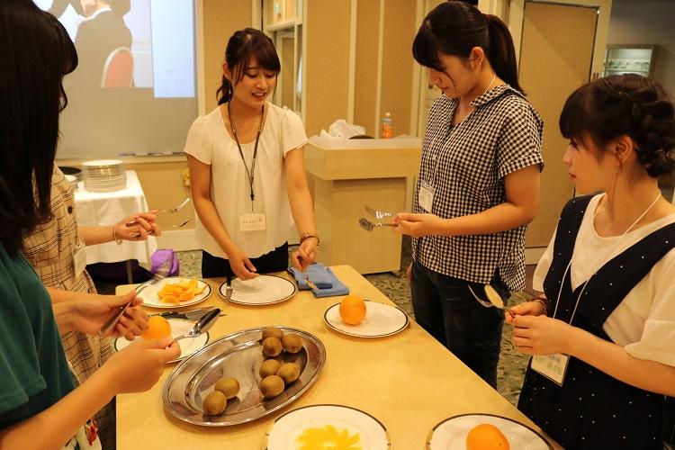 自由選択授業~レストランサービス上級編