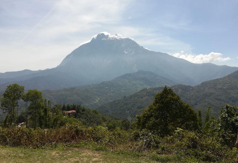 世界遺産「キナバル山」