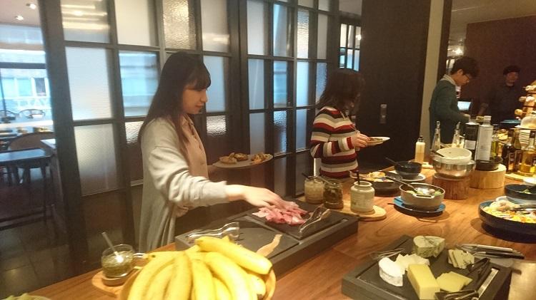 ハイアット セントリック 銀座 東京で優雅な朝食を体験しました
