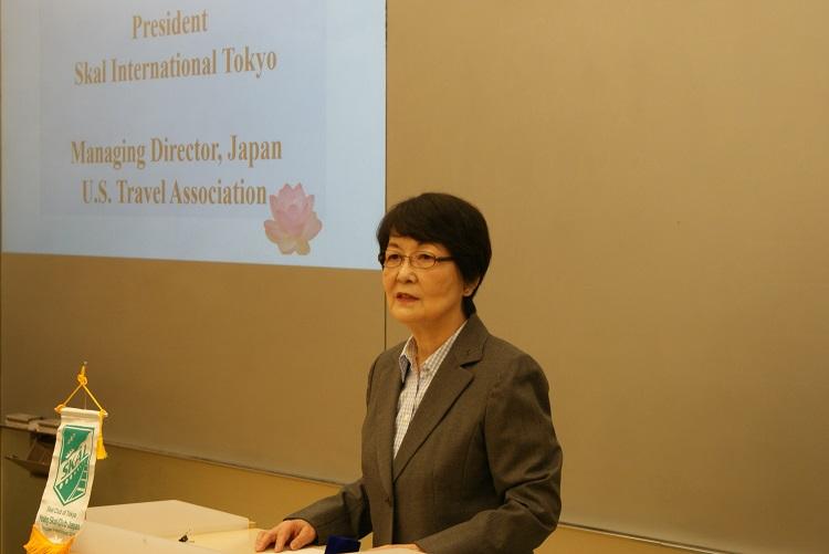 スコールインターナショナル東京井上嘉世子会長からのメッセージ