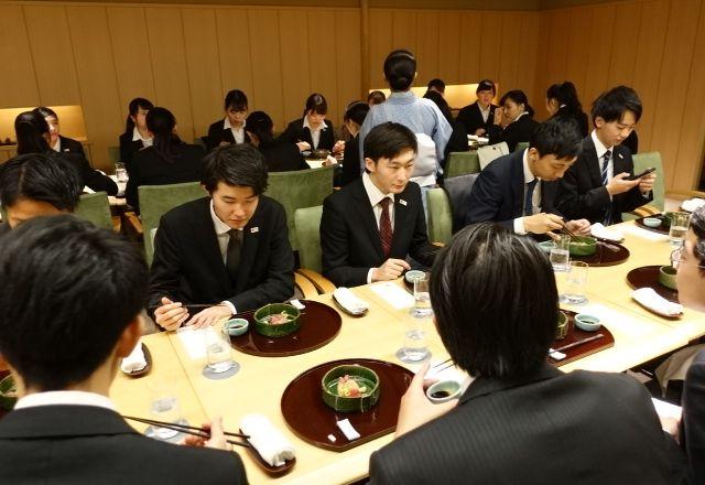 日本料理「舞」にて本当に美味しい食事でした!(ウェスティンホテル東京)