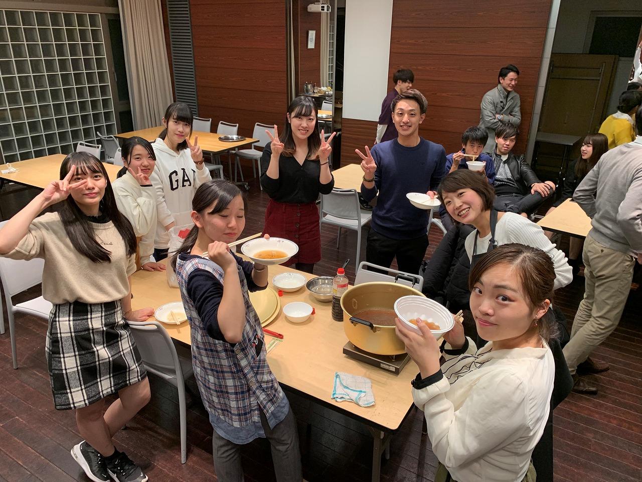 和食の授業にかけて郷土料理を作りました!