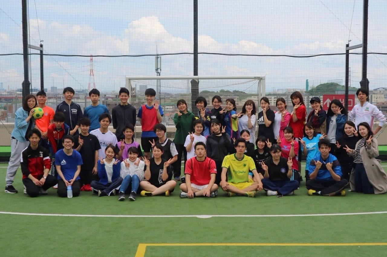 初回活動日には、30名の新入生が参加☆