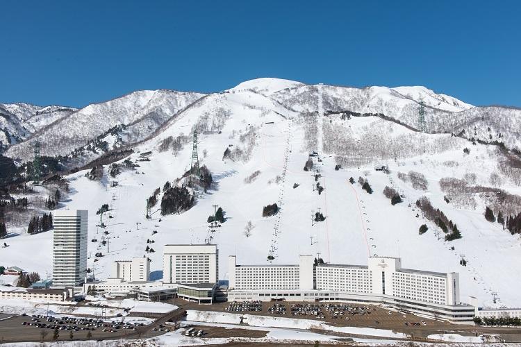 苗場プリンスホテル(冬シーズン)