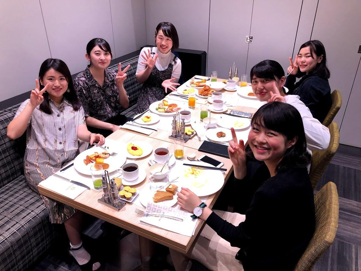 第2回ホテル&ブライダル研究会『ホテルメトロポリタン・エドモント朝食会』に行ってきました!