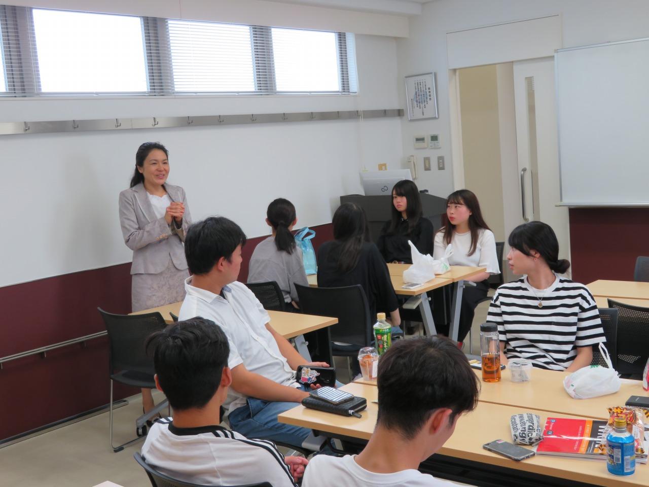 江口先生から留学に向けた英語学習のアドバイス