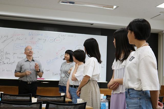 体験授業~ホテル英会話 ホテルで使う英語を学びます