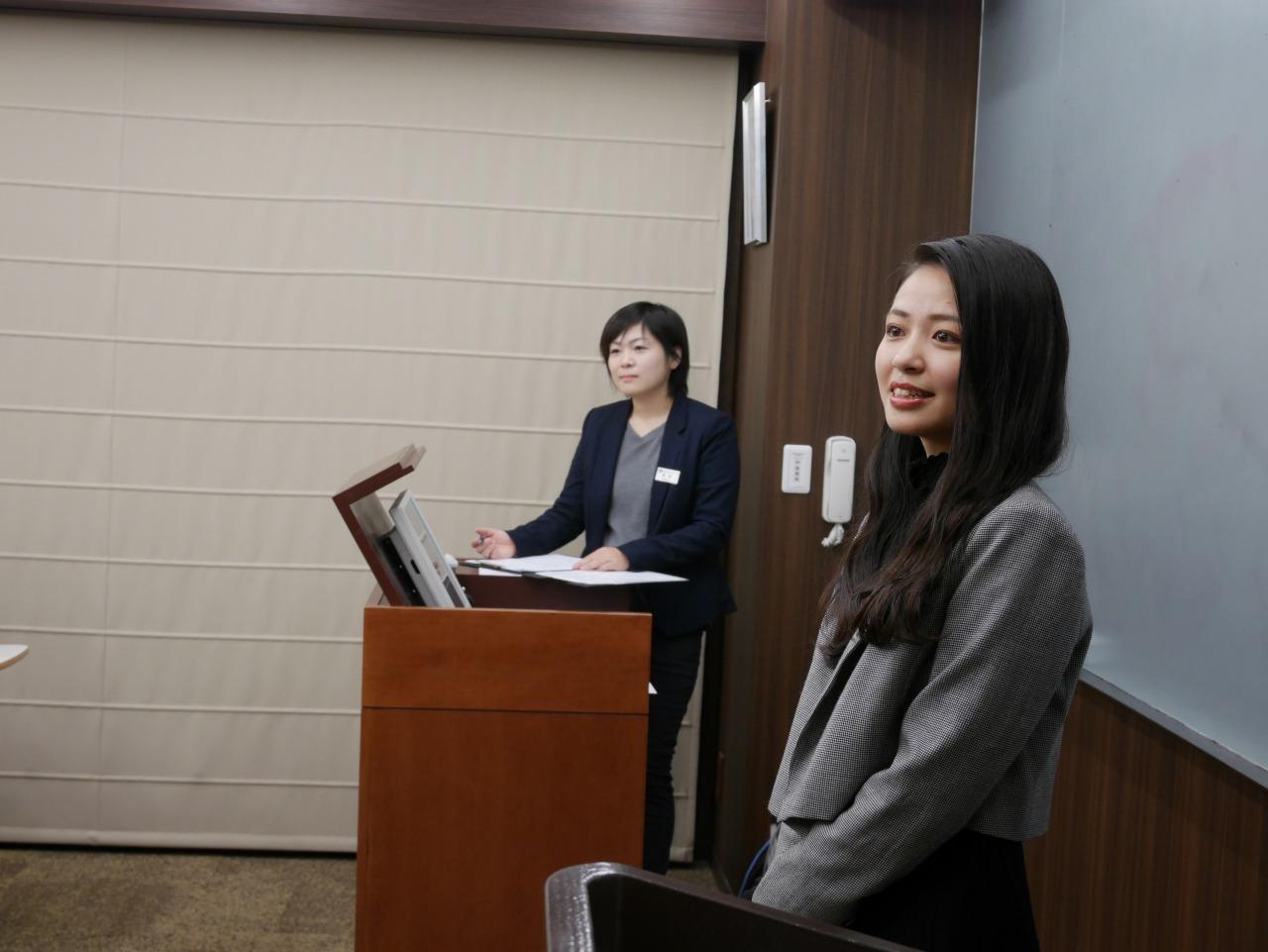 2018年3月卒業の紙田 倖栄さん