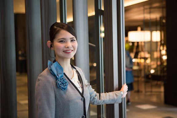 ■ホテルマンによる接客マナー講座■