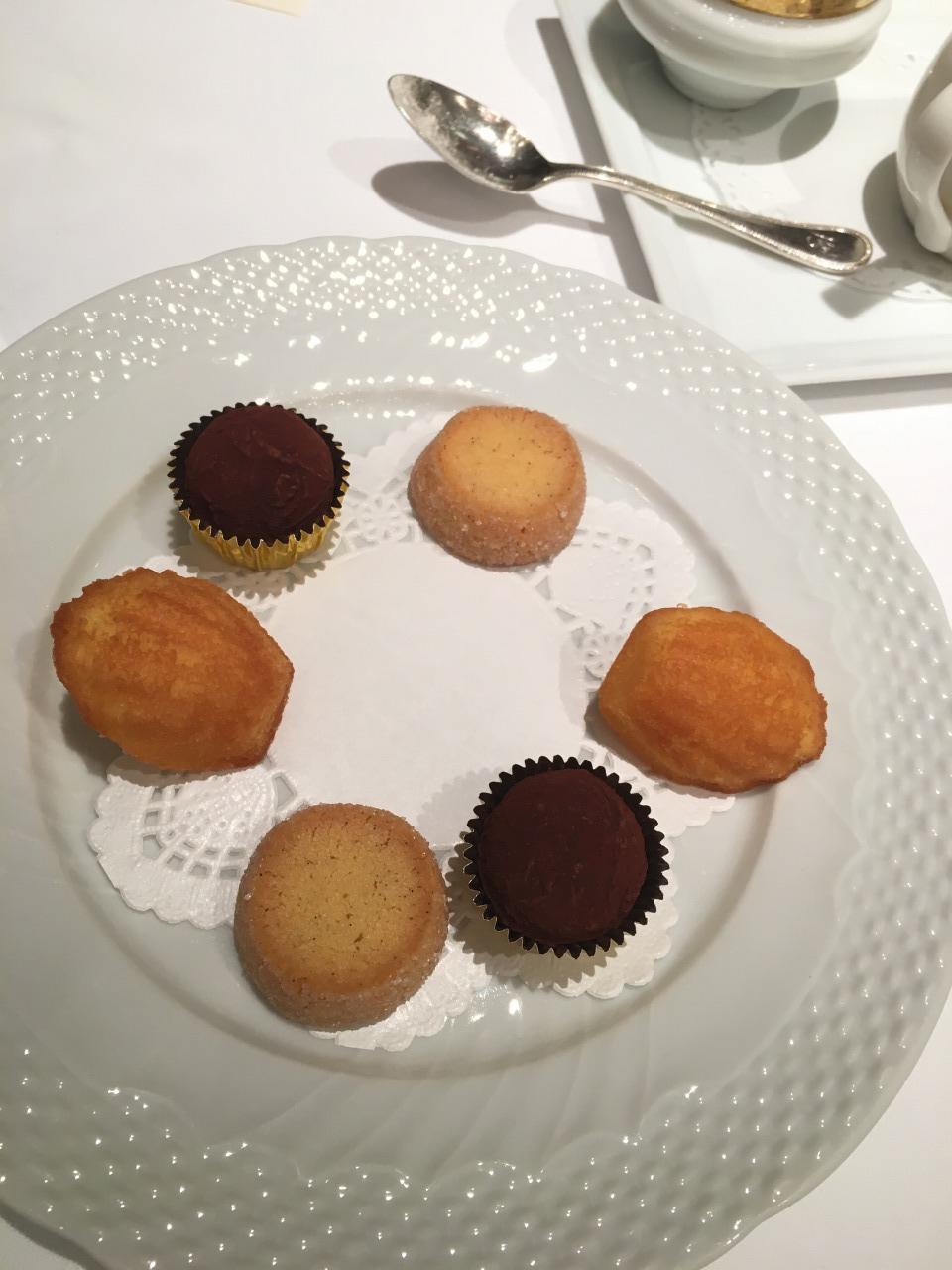 ミナルディーズ:フィナンシェ&クッキー&チョコレート