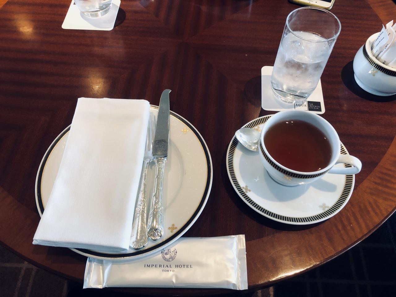 ホテル&ブライダル研究会第15回「帝国ホテルアフタヌーンティ体験会」に参加!