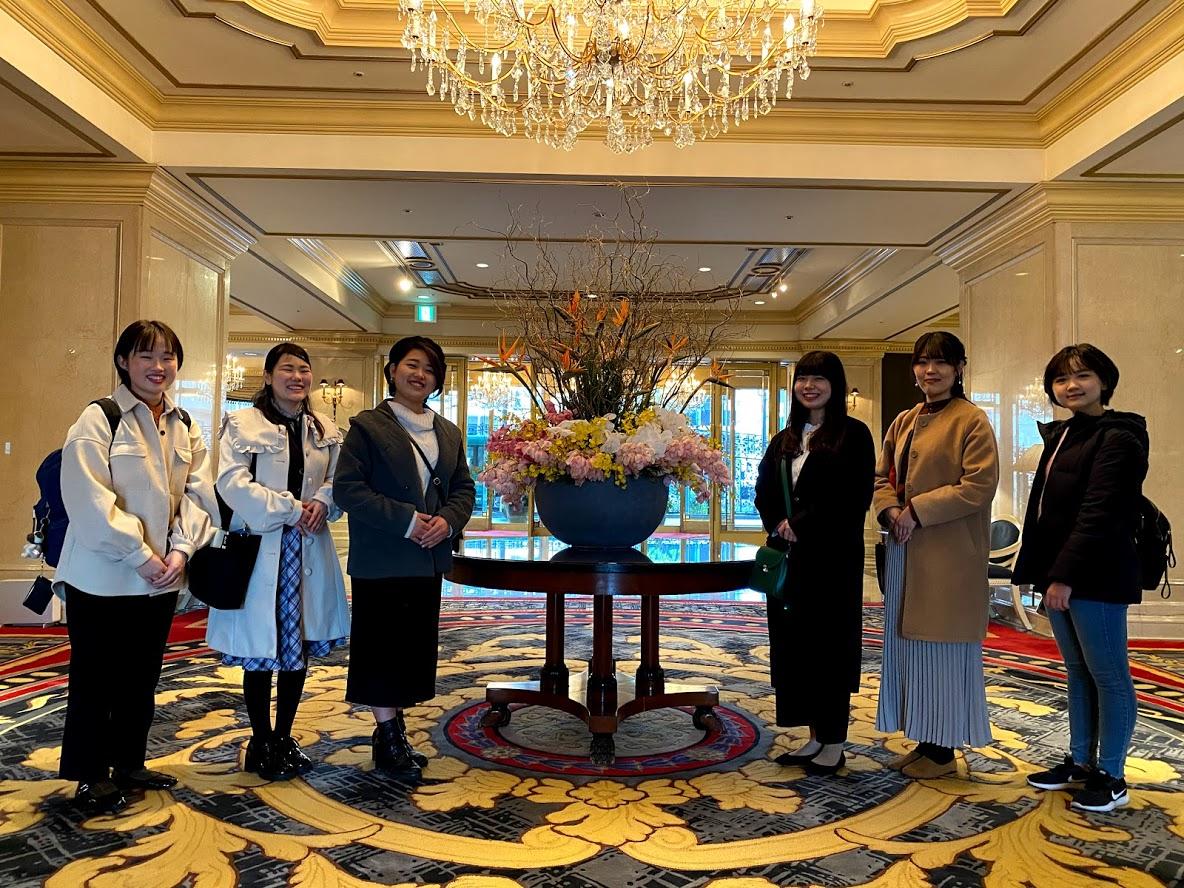 ホテル&ブライダル研究会「リーガロイヤルホテル東京アフタヌーンティ体験会」に参加!