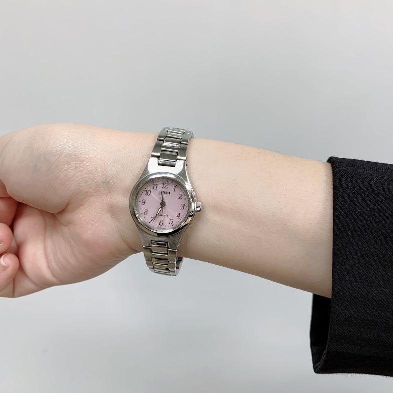 在校生が実際に着用している時計(女性)