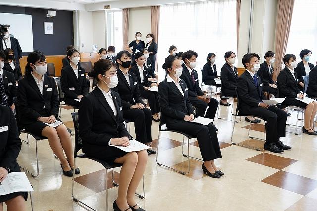 YSCJメンバーとなる英語専攻科の学生