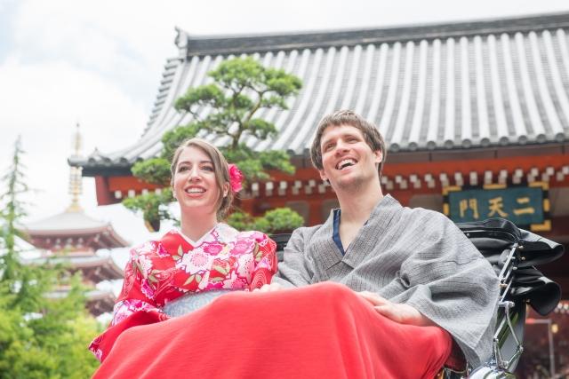 2019年は日本を訪れた外国人観光客は過去最高