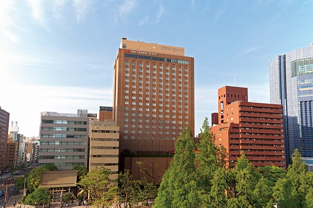 世界遺産の宮島や原爆ドームなど広島の観光とビジネスの拠点になるANAクラウンプラザホテル広島