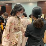 2021年度卒業式袴展示会